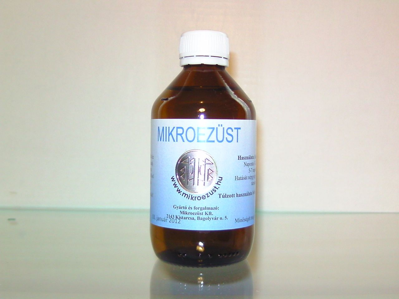 Ezüstkolloid 250ml