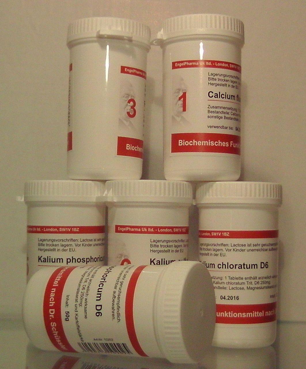 Nr.4 Kalium chloratum 200 db