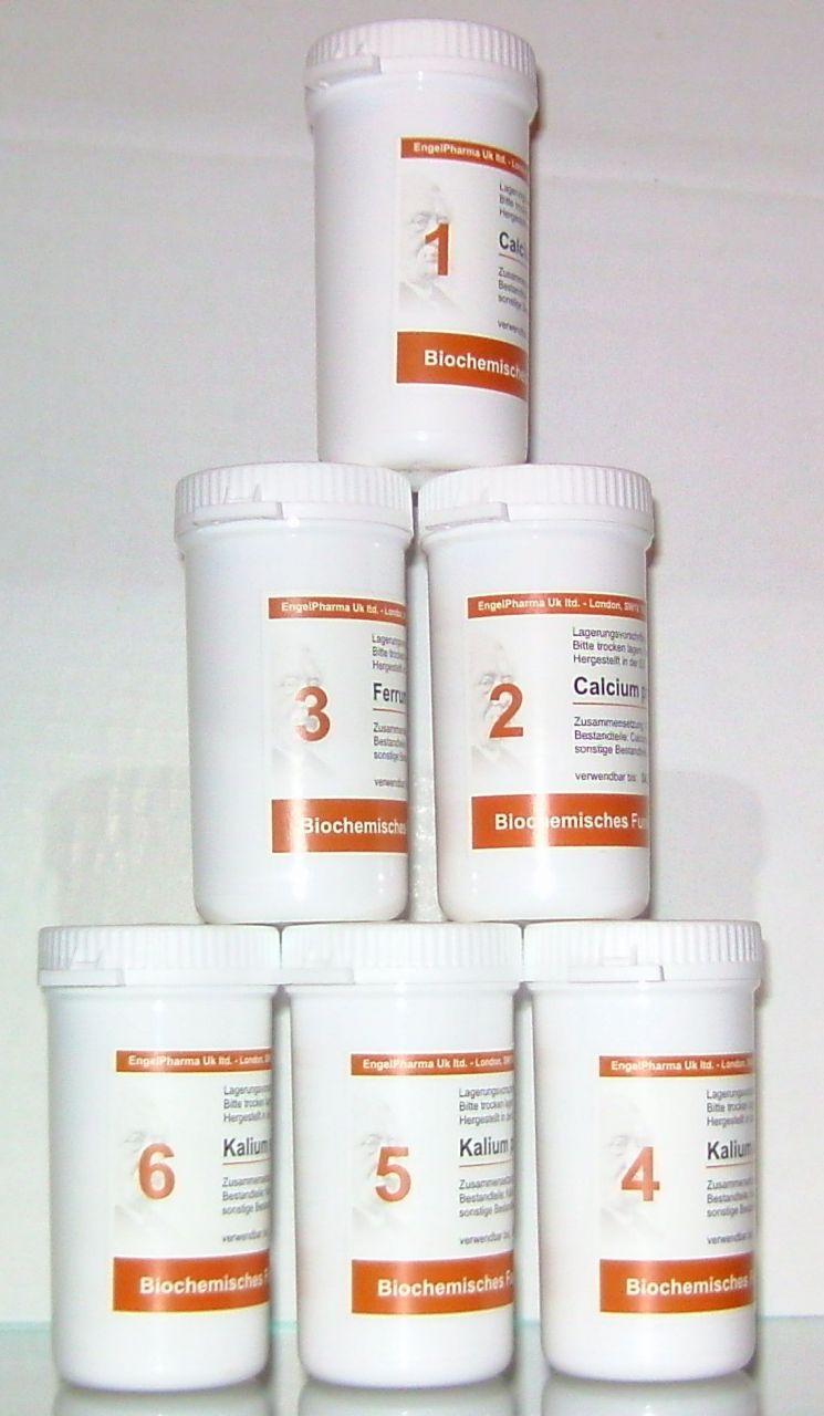 Nr.7 Magnesium phosphoricum 200 db
