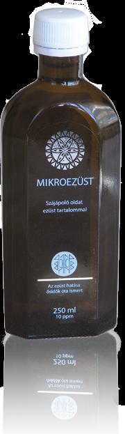 Mikroezüst 250ml